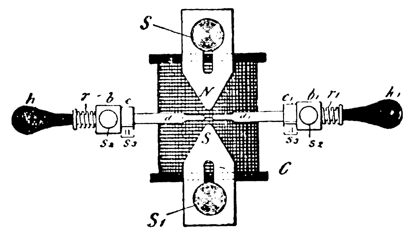 Nikola Tesla Spark Gaps