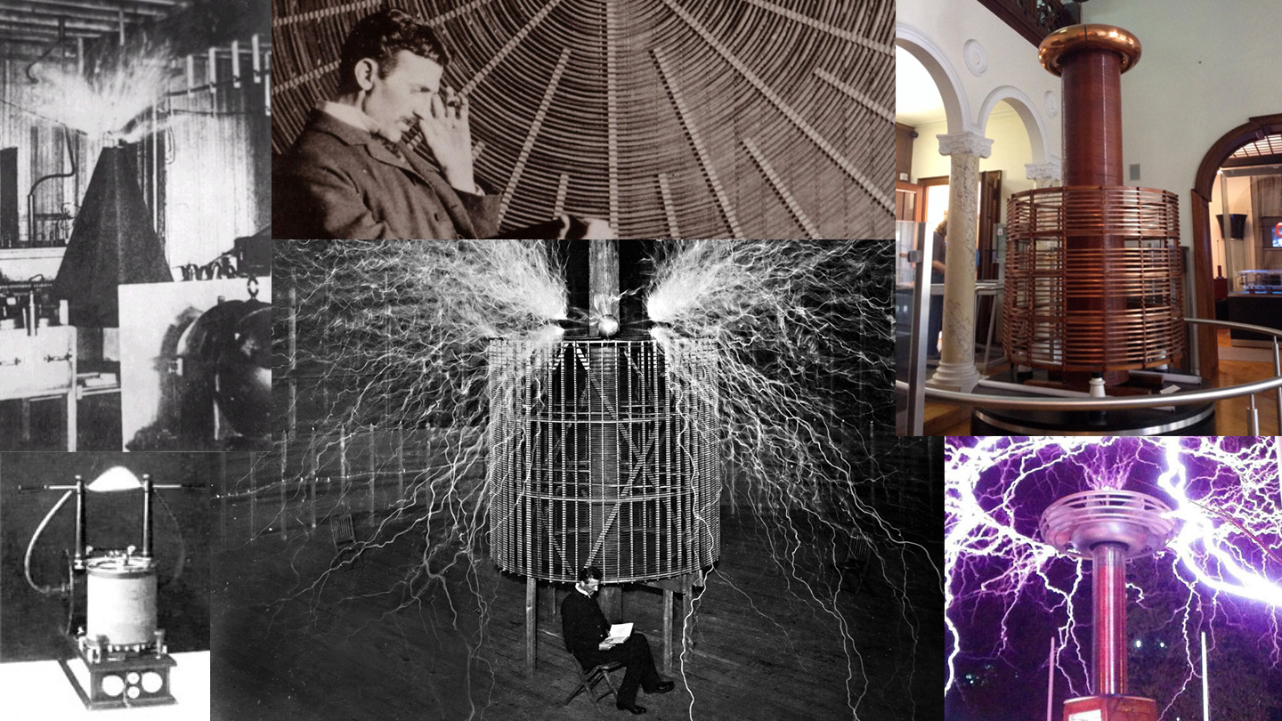 History of the Tesla Coil and its geometries